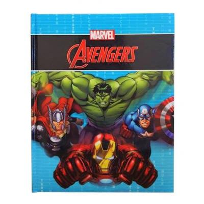 Hard Cover Books - Marvel Avengers Book