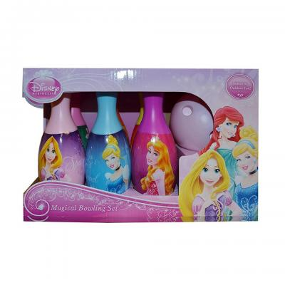 Disney Princess Bowling Set Game
