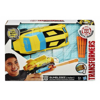 Hasbro Transformer Bumble Bee 2 in 1 Blaster