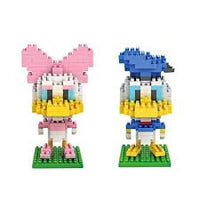 Mini Brix- Miki Brix Daisy Duck only