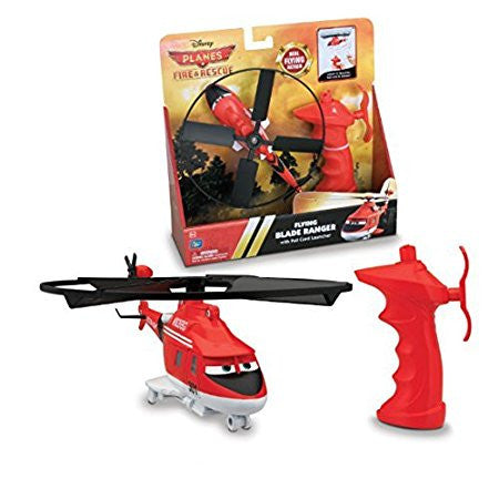 Disney Thinkway Planes Fire and Rescue Blade Ranger