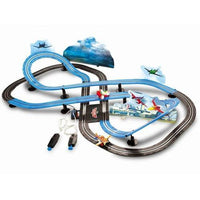 Disney Planes Electric Slot Track with Dusty and Friends