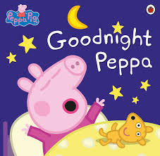 Goodnight Peppa Book