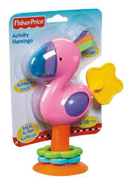 Fisher Price Flamingo