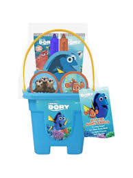 Disney Finding Dory Bath Time Bucket Bubbles