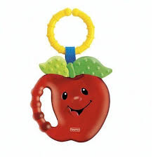 Fisher Price Apple Teether
