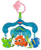Fisher Price Disney Finding Nemo Link 'N Go Stroller Toy for Baby