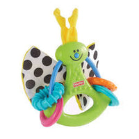 Fisher Price Crinkle & Clack Butterfly