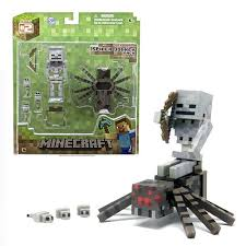Minecraft Spider Overworld Jockey Pack