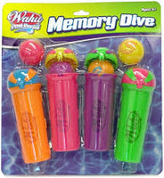 Wahu Memory Dive Pool Game
