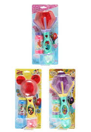 Disney Lights and Sound Bubble Wand