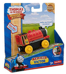 Fisher Price Thomas the Tank Engine and Friends- Talking Victor Trains -  train