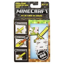 Minecraft  Mini Crafting Cube Design Kits - Kit 2