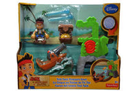 Disney Fisher Price Jake and the Never Land Pirates Tick Tock Treasue Cove -  Pirate , pirate