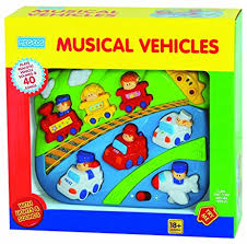 Megcos Musical Vehicles for Baby ( megcos musical vehicles for baby , music )