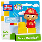 Mega Bloks First Builders Block Buddies ( mega bloks first builders block buddies fireman )