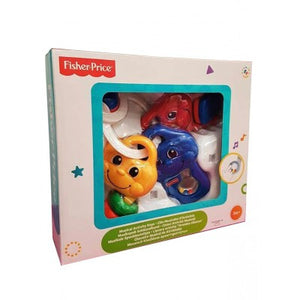 Fisher Price Musical Activity Keys for Baby