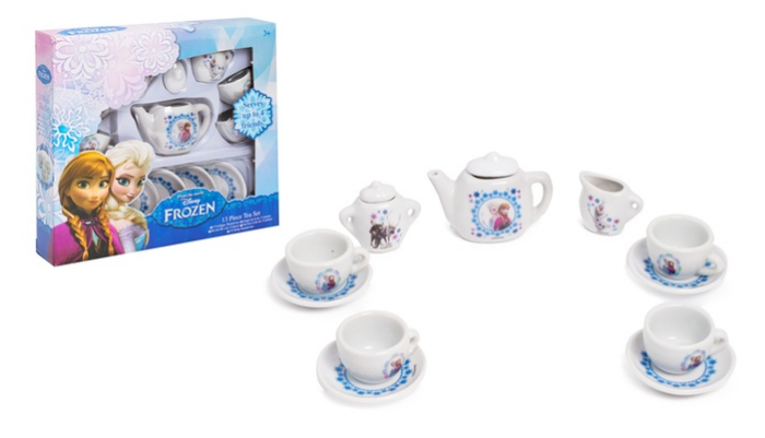 Frozen MINI China Tea Set
