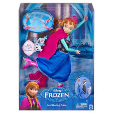 Disney Frozen Ice Skating Anna