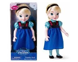 Disney Frozen Toddler Doll