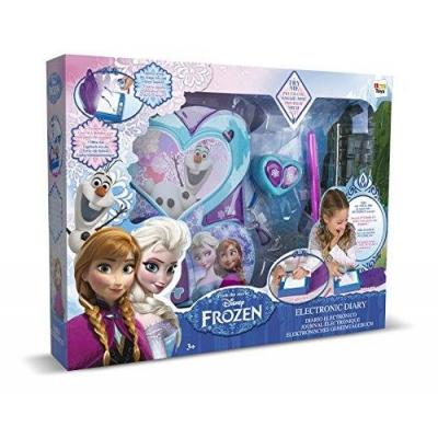 Frozen Electronic Diary