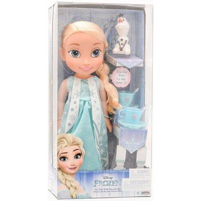 Disney Frozen Tea Time with Elsa Doll and Olaf -  Dolls