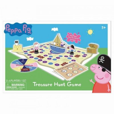 Games Peppa Pig Treasure Hunt Game