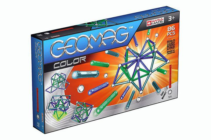 Geomag Color 86 - Damaged Stock