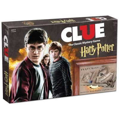 Clue the Classic Mystery Game Harry Potter - Get this now for 50% off