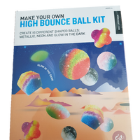 Make Your Own High Bounce Ball Kit