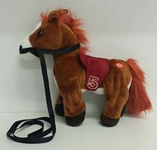 Musical Walking Horse ( musical walking horse , horses , Horses , Plush , plush )