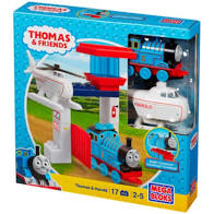 Thomas and Friends Thomas & Harold Mega Bloks