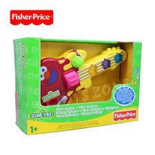 Fisher Price Sesame Street Mini Guitar