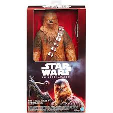 Star Wars The Force Awakens Chewbacca - Damaged Stock