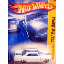 Hot Wheels '66 Chevy