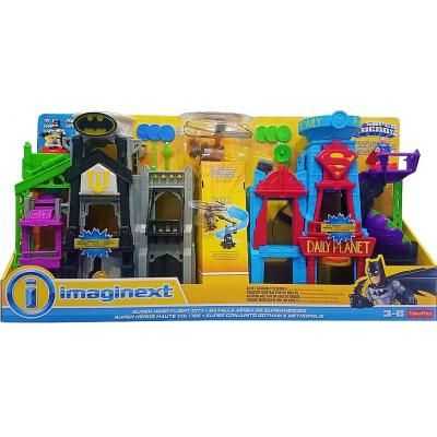 Fisher Price Imaginext Super Hero Flight City
