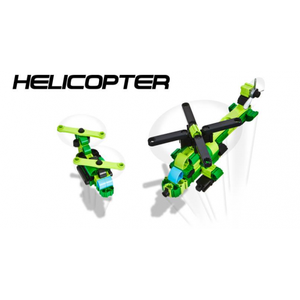 IQ Key Block Helicopter