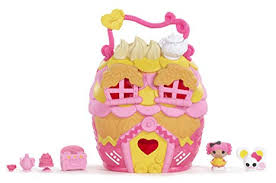 Lalaloopsy Tinies Scoops' House