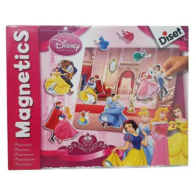 Jumbo Disney Princess Magnetics