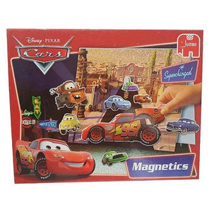 Jumbo Disney Cars Magnetics - magnets