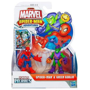 Marvel Mini Spiderman & Green Goblin ( marvel mini spiderman & green goblin )