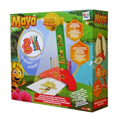 Maya Colouring  Drawing Projector -  Arts , art