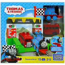 Mega Bloks Thomas and Bertie