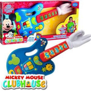 Disney Mickey Mouse Clubhouse Electric Guitar - Music