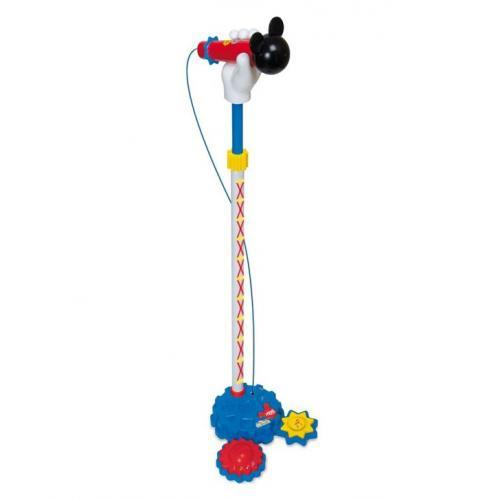 Disney Mickey Mouse Microphone with Amplifier