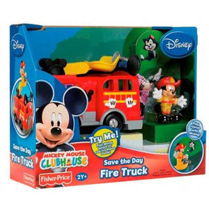 Disney Mickey Mouse Saves the Day Fire Truck
