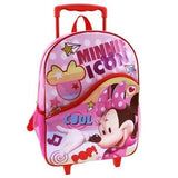 Minnie Mouse Trolley Backpack ( minnie mouse trolley back pack ,  bag , bags , Bag , Bags )