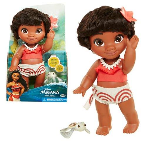 Disney Moana Young Bath Doll