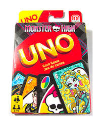 Monster High Uno ( monster high uno , games , games , Game ,  Games )