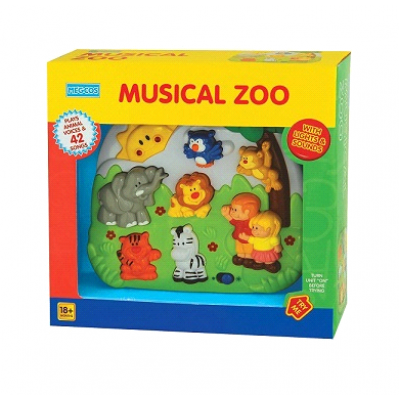 Megcos Musical Zoo for Baby ( megcos musical zoo for baby , music )